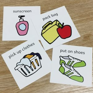 Resilience Kit Daily Routine Cards