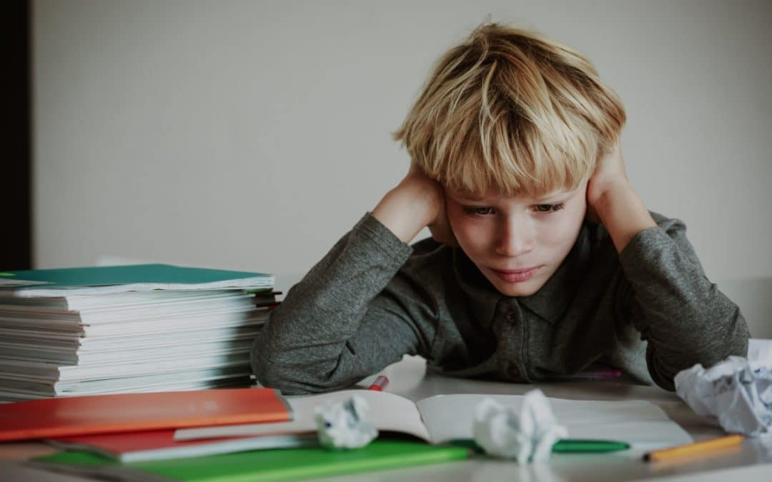Does Your Child Give Up Easily?